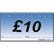LeatherScene £10 Gift Voucher