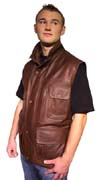 <b>Doug - Sleeveless Jacket</b>