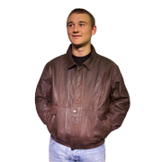 Hunter - Mens Leather Jacket