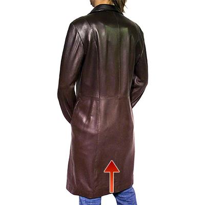 Shortening Leather Jackets