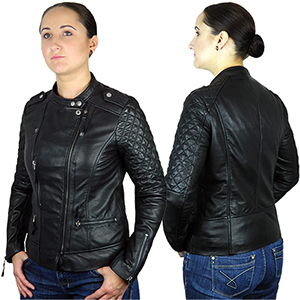Tamsin Ladies Leather Jacket