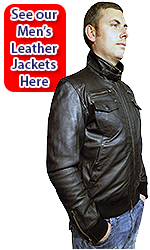 Men's Leather Jackets Edinburgh